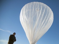 Google Loon (Quelle: dpa)