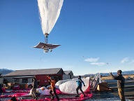 Google Loon (Quelle: AP/dpa)