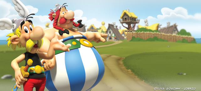 Asterix & Friends (Quelle: Gamesload)