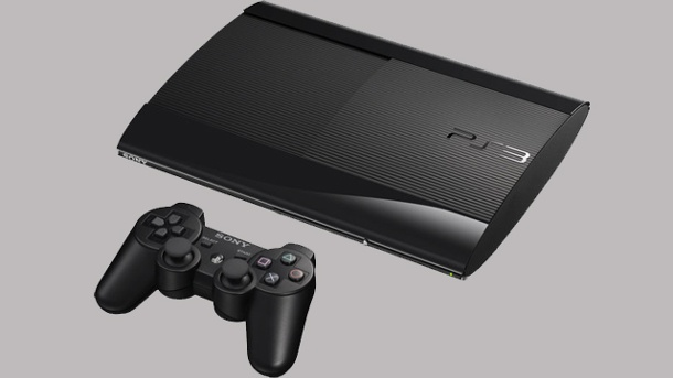 PS3: Sony kündigt korrigierte Systemupdate-Version an. PS3 Super Slim (Quelle: Sony)