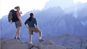 Wanderwetter; (Quelle: Thinkstock by Getty-Images)