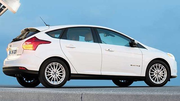 Ford Focus Electric: Das kostet das kompakte Elektroauto. Ford Focus Electric (Quelle: Hersteller)