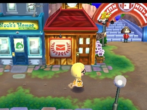 Animal Crossing: New Leaf - Aufbau-Simulation für 3DS (Quelle: Nintendo)