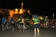 Radurlaub in Israel: Bike Night Jerusalem.  (Quelle: www.gordonactive.com)