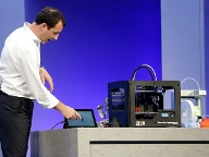 3D-druck mit Windows 8.1 (Quelle: AP/dpa)