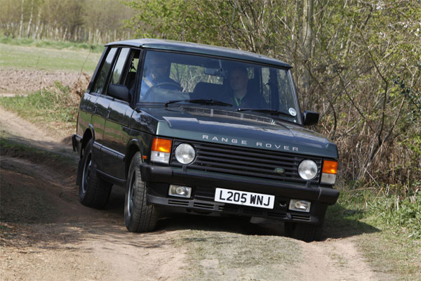 Range Rover Classic (Quelle: Press Inform)