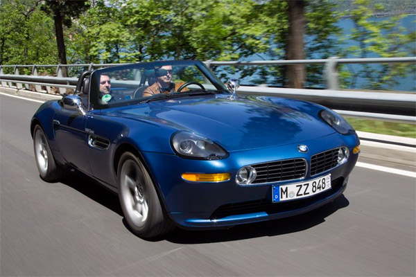 BMW Z8 (Quelle: Press Inform)