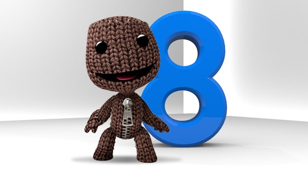"""Little Big Planet"" feiert Level-Bestmarke - PS4-Version kommt. Little Big Planet Jump'n'Run-Spiel von Sony für PS3, PSP und PS Vita (Quelle: Sony (Montage: www.t-online.de/Spiele))"