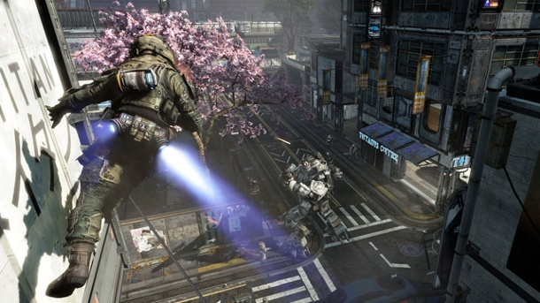Titanfall: Capture the Flag wieder als Playlist in der PC-Version. Titanfall Ego-Shooter von Electronic Arts für PC, Xbox 360 und Xbox One (Quelle: Electronic Arts)