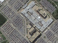 Luftbild des Areals der National Security Agency (NSA) (Quelle: Google)