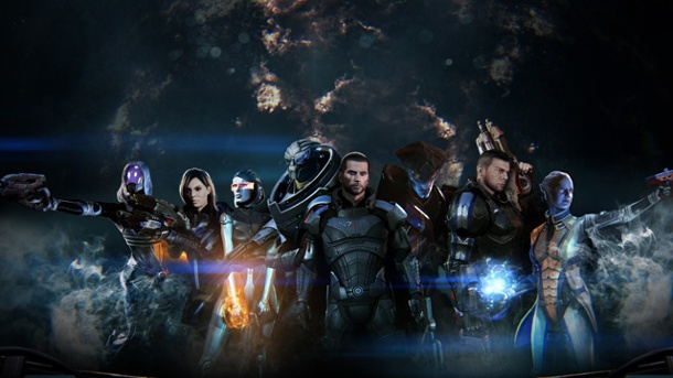 Mass Effect 4: Bioware streut auf der Comic-Con neue Infos. Mass Effect (Quelle: Electronic Arts)