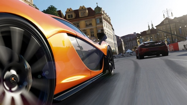 Gamescom: Auto-Branche favorisiert Product Placement in Spielen. Forza Motorsport 5 Rennspiel-Simulation von Turn 10 für Xbox One (Quelle: Microsoft)