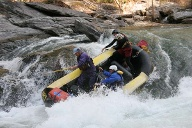Rafting auf dem Chattooga River. (Quelle: Richard Conely)