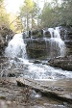 Wasserfall am Chattooga River. (Quelle: Richard Conely)