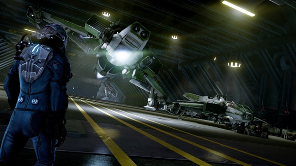 Star Citizen: Chris Roberts will das Weltraumspiel in Modulen veröffentlichen. Star Citizen (Quelle: Cloud Imperium Games)