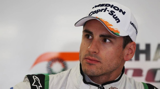 . Adrian Sutil gibt sein Comeback bei Force India. (Quelle: xpb)