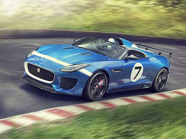 Jaguar Project 7 (Quelle: Hersteller)