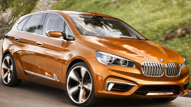 BMW Concept Active Tourer Outdoor: Zweite Version des BMW-Vans. BMW Concept Active Tourer Outdoor (Quelle: Hersteller)