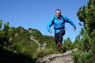 Trail Running: Koordination und Sprungkraft. (Quelle: Thomas Bucher)