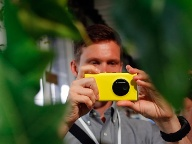 Nokia Lumia 1020 (Quelle: Reuters)