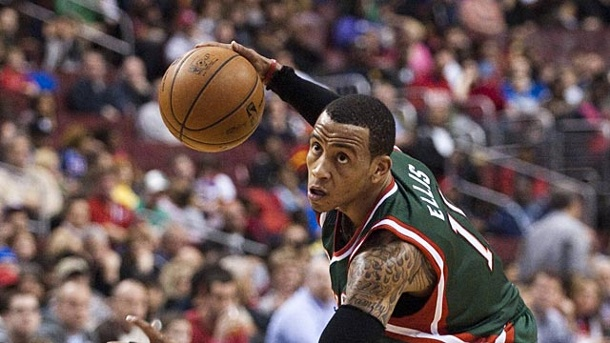 NBA: Nowitzki-Team holt Monta Ellis zu den Dallas Mavericks. Auf Ballhöhe: Monta Ellis wird Teamkollege von Dirk Nowitzki in Dallas. (Quelle: imago/Zuma Press)