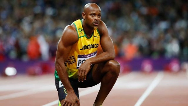 Asafa Powell in Doping-Affäre verstrickt: Trainer in Italien verhaftet. Sprintstar Asafa Powell bei den Olympischen Spielen in London. (Quelle: Reuters)
