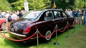 Bentley für Queen Elizabeth II