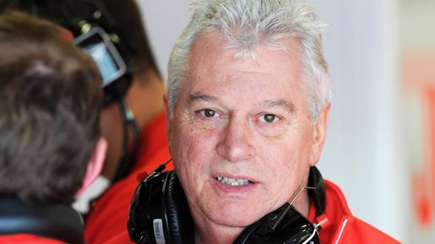 Ex-Schumacher-Ingenieur Pat Symonds geht zu Williams. Pat Symonds wird neuer Technikchef bei Williams. (Quelle: imago/Panoramic)