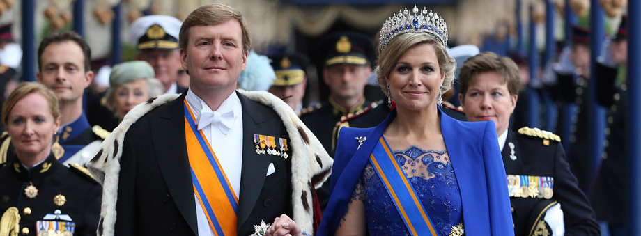König Willem Alexander (Quelle: Reuters)