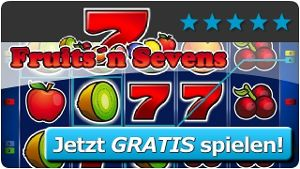 Fruits'n Sevens (Quelle: GameTwist)