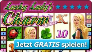 Lucky Lady's Charm (Quelle: GameTwist)