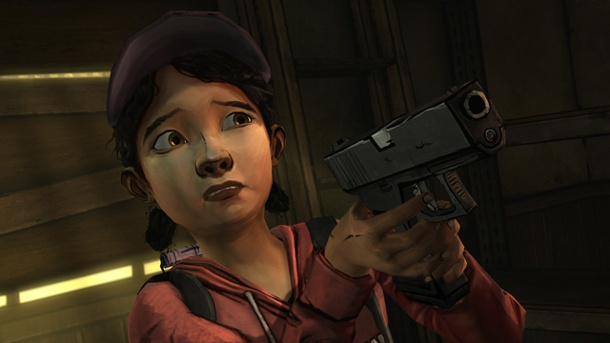 The Walking Dead: Season 2 - Clementine ist im neuen Adventure dabei. Clementine aus The Walking Dead Adventure von Telltale Games für PC, PS3, Xbox 360, iOS, PS Vita, Mac (Quelle: Telltale Games)