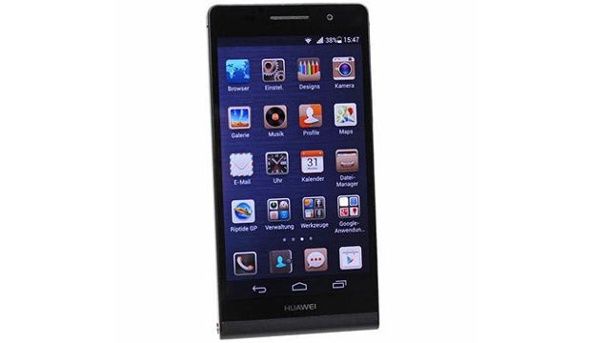 Huawei Ascend P6: Android-Smartphone im Test. Huawei Ascend P6 im Test