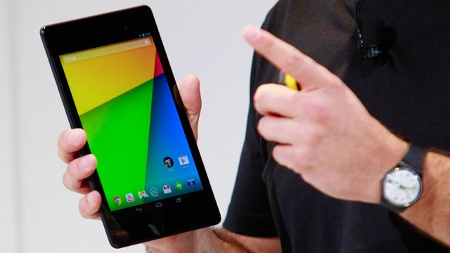 Google Nexus 7 (Quelle: Reuters)
