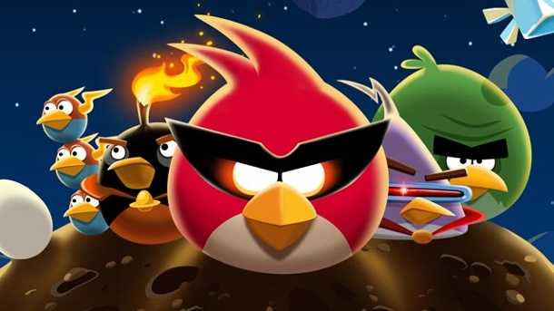 Angry Birds: Eine Milliarde Downloads. Angry Birds Space (Quelle: Rovio)