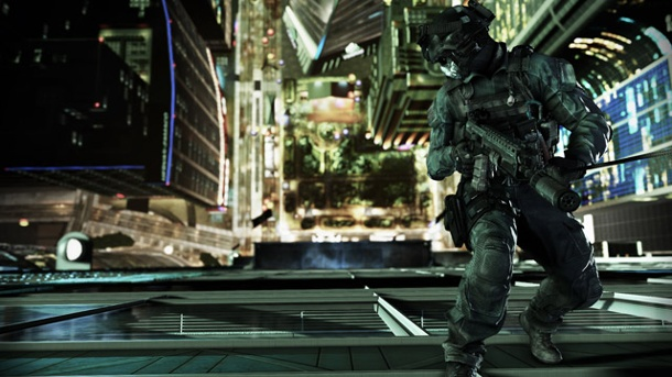 Call of Duty: Ghosts - Activision täuscht bei den Verkaufszahlen. Call of Duty: Ghosts (Quelle: Activision)