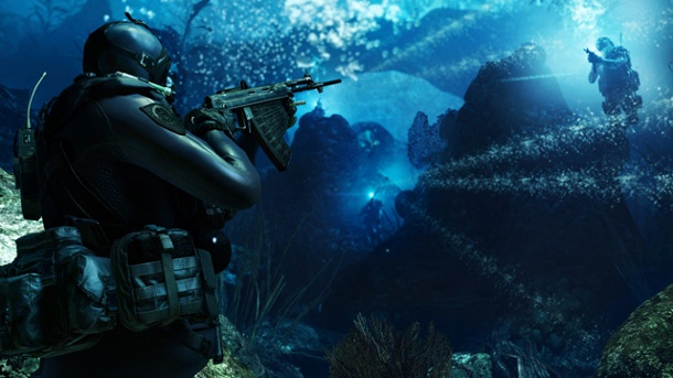 Ego-Shooter Call of Duty: Ghosts - Neuer Patch bringt Chaos-Modus. Call of Duty: Ghosts (Quelle: Activision)