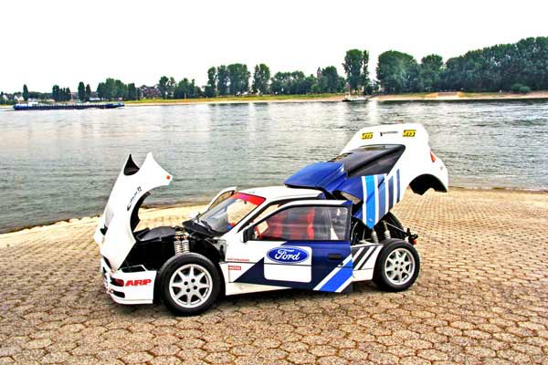 Ford RS200 (Quelle: Press Inform)