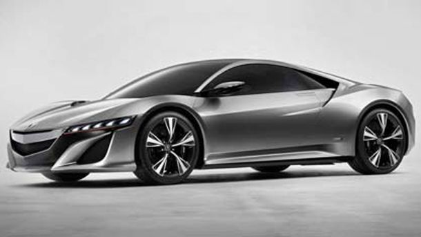 Neuer Supersportwagen Acura NSX Concept. (Foto: Press-Inform)