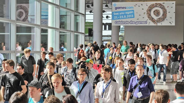 Gamescom: Internationale Spiele-Messe bleibt in Köln. Gamescom-Spielemesse in Köln (Quelle: Gamescom)