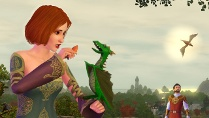 Die Sims 3: Dragon Valley Add-on für PC (Quelle: Electronic Arts)