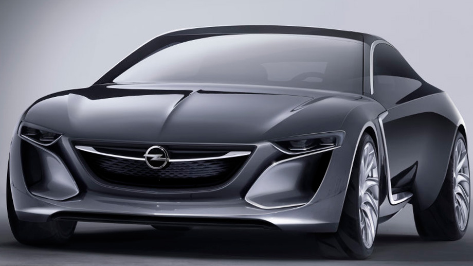 Opel Monza Concept (Quelle: Press-Inform)
