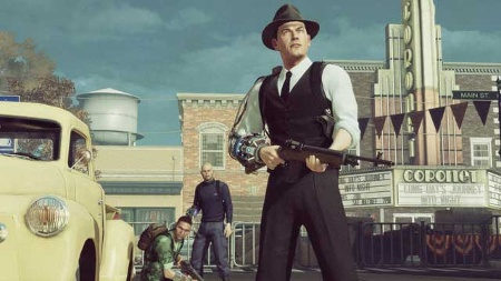 The Bureau: Xcom Declassified Taktik-Shooter von 2K Games für PC, PS3 und Xbox 360 (Quelle: 2K Games)