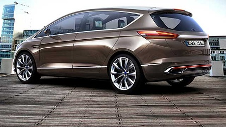 Ford S-Max Concept (Quelle: Press-Inform)
