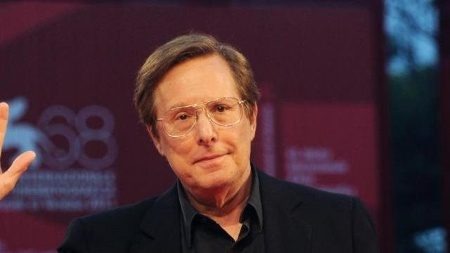 William Friedkin wird geehrt.