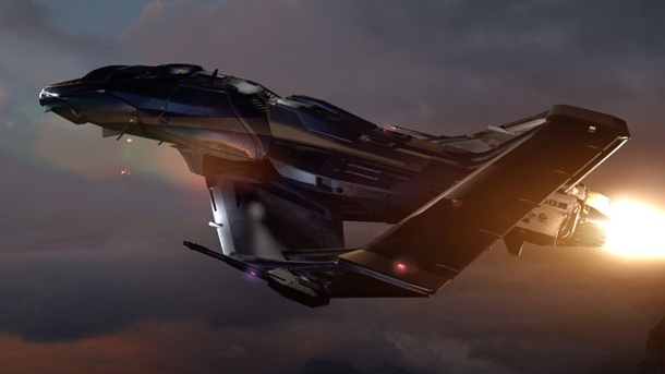Star Citizen: Die Reise zu den Sternen beginnt. Star Citizen (Quelle: Cloud Imperium Games)