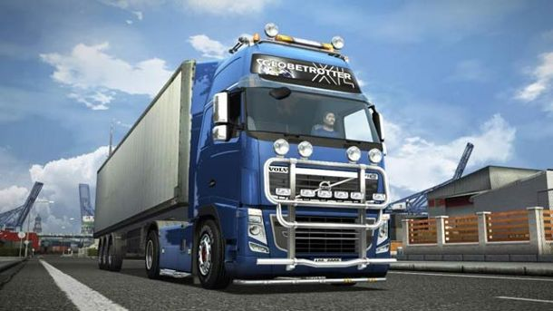 Euro Truck Simulator 2 von SCS Software