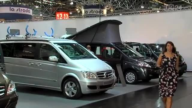 Messe-Trends auf dem Caravan Salon in Düsseldorf (Screenshot: United Pictures)