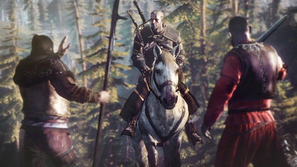 The Witcher 3 braucht auf PS4 und Xbox One 50 GB Speicherplatz. The Witcher 3: Wild Hunt Rollenspiel von CD Projekt Red für PC, PS4 und Xbox One (Quelle: CD Projekt Red)