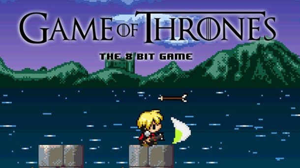 Game of Thrones: Neues Gratis-Computerspiel im Retro-Look. Game of Thrones: The 8 Bit Game (Quelle: Abel Alves)